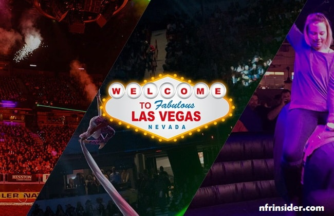 NFR After Parties, Las Vegas show during Cowboy Christmas