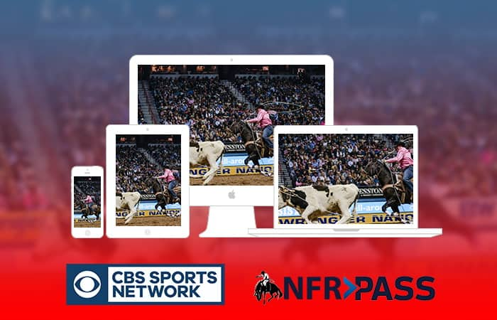 Watch NFR Outside US